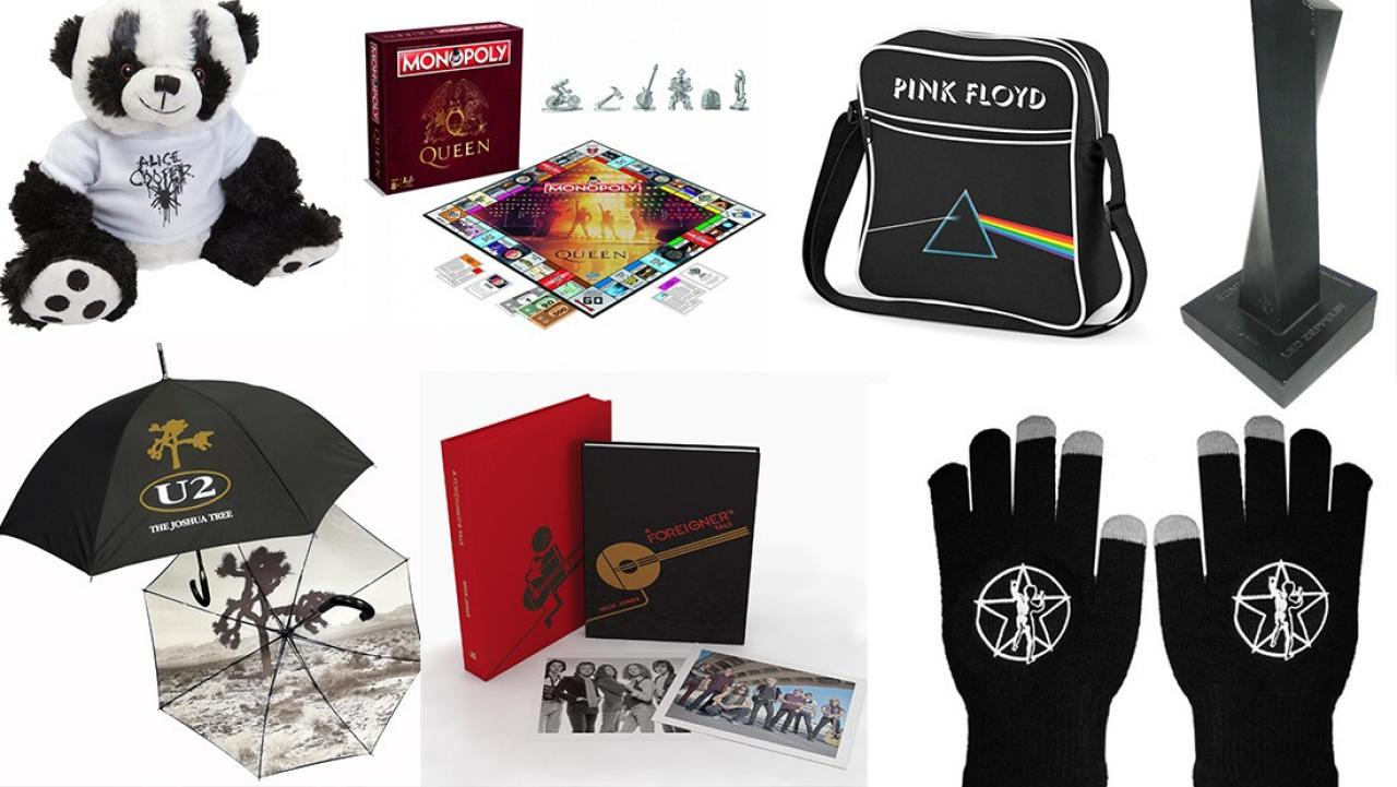 The Best Rock And Roll Gift Ideas For 2017