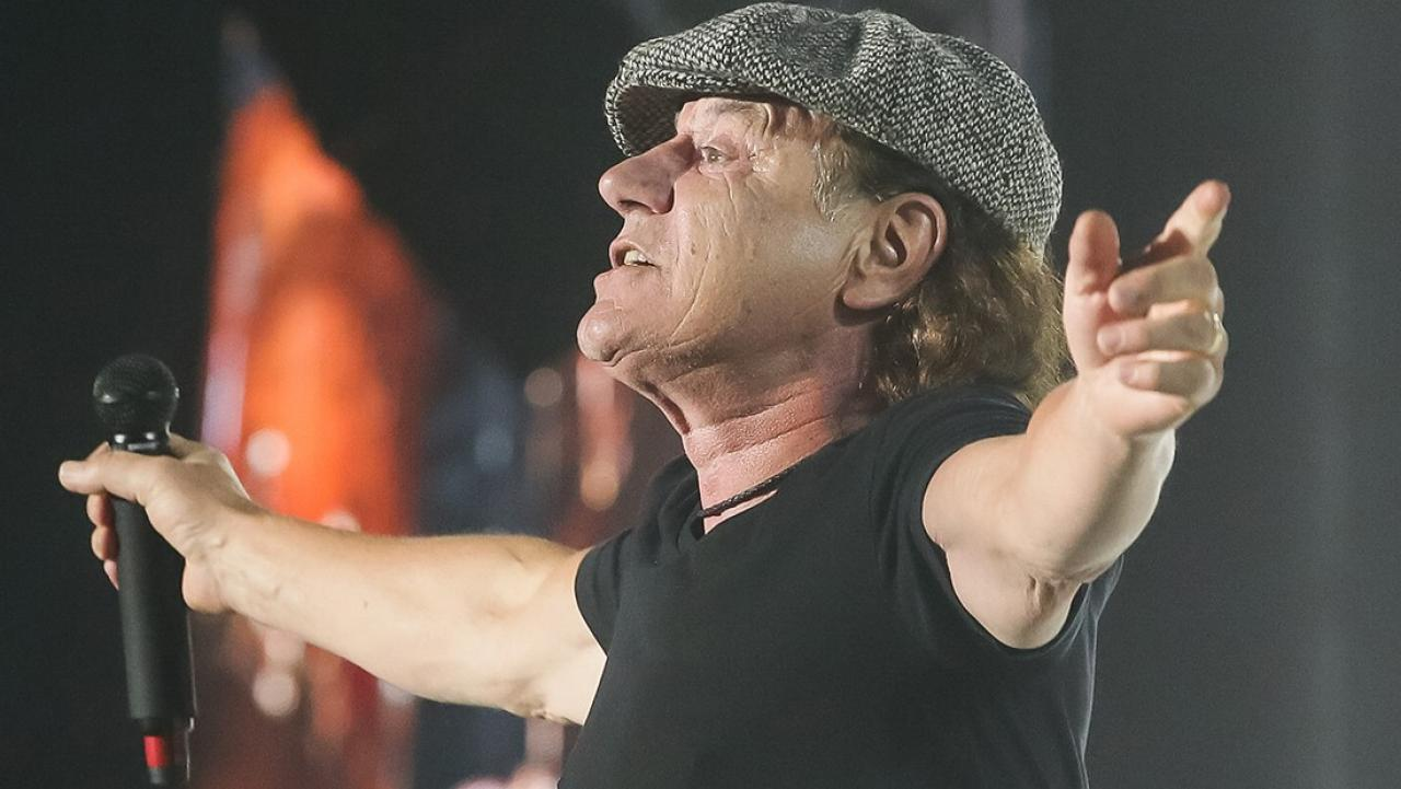 Brian Johnson Opens Up About Having To Leave Ac Dc