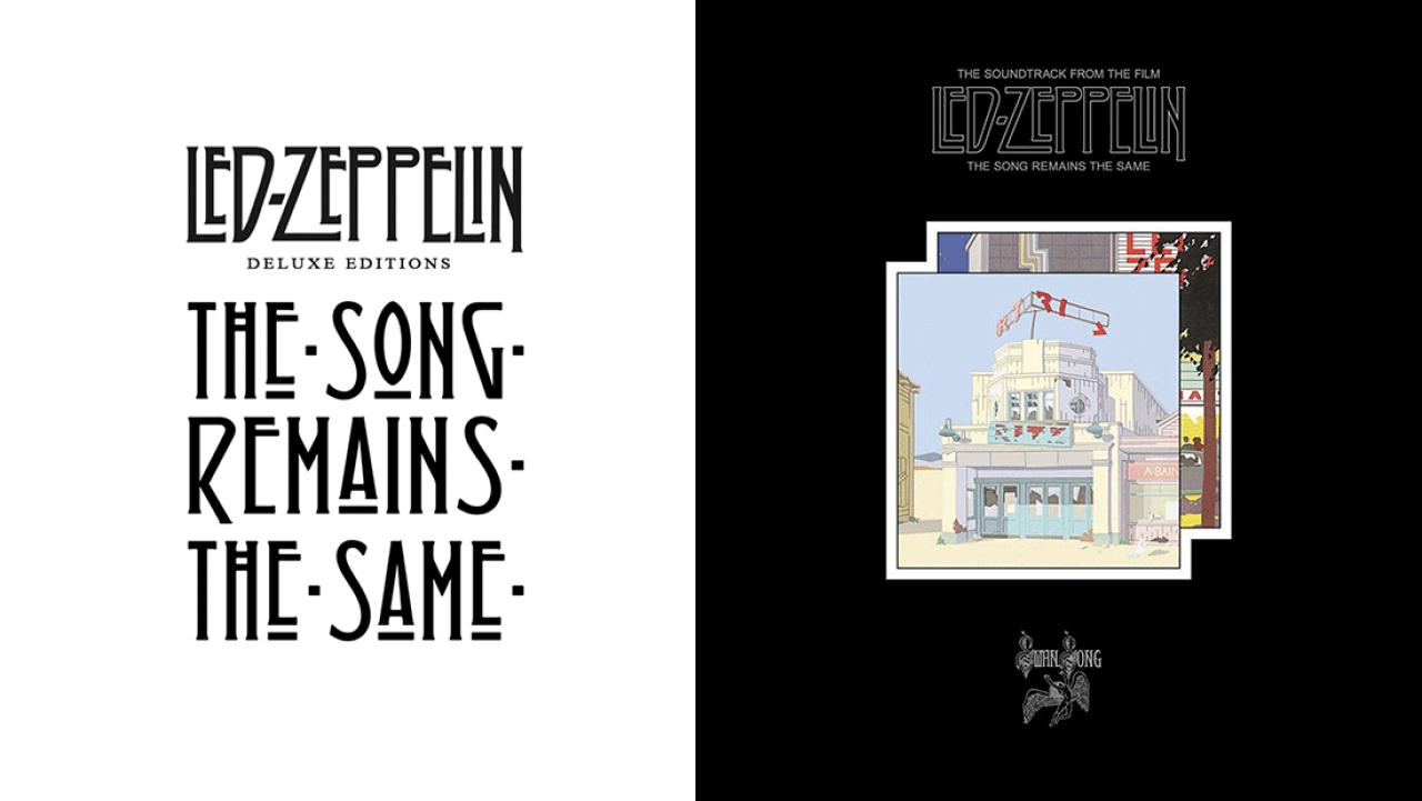 Led Zeppelin Adds 4 Unreleased Live Tracks To The Song