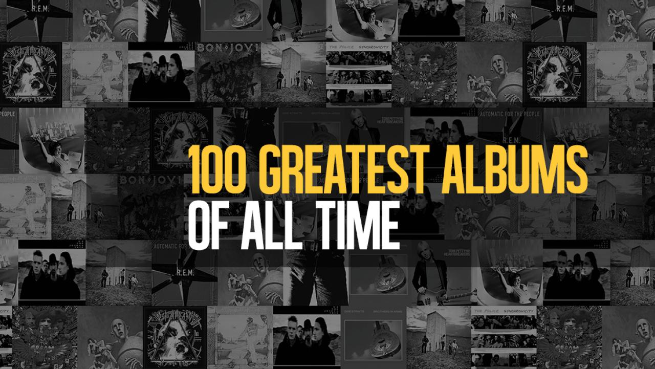 500 Greatest Albums of All Time – Rolling Stone