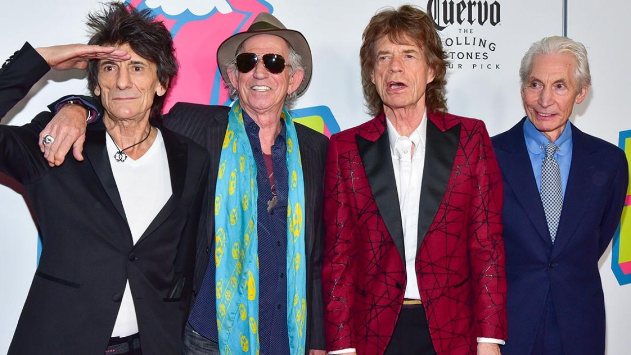 Rolling Stones To Begin Recording New Album
